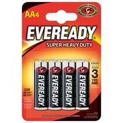 Eveready Super Zinc Aa Batteries 4s (EVR6SUPERB4)